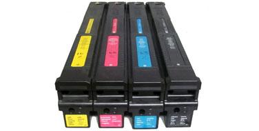 Набор картриджей для HP C8550A-C8553A