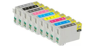 Набор картриджей для Epson T961-T969