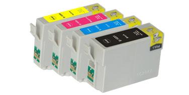 Набор картриджей для Epson T1031-T1034