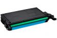 Тонер-картридж CLT-C609S, голубой