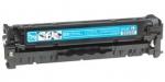 Картридж CC531A, голубой