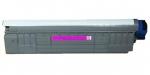 Картридж 44059118, пурпурный