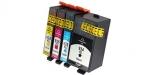 Набор картриджей C2P23AE-C2P26AE (№934XL-№935XL) для HP
