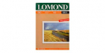 Фотобумага Lomond 0102002 двухсторонняя матовая A4/100/100