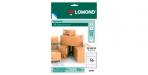 Наклейка адресная Lomond 2100125 105x37