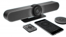Web-камера Logitech MeetUp, черный, (960-001102)