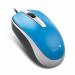 Мышь Genius DX-120 (31010105103) голубая
