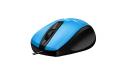 Мышь Genius DX-150X (31010231102) синяя/черная