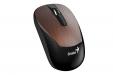 Мышь Genius беспроводная ECO-8015 (31030005403) коричневый металлик