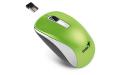 Мышь Genius беспроводная NX-7010 (31030114108) светло-зелёный металлик