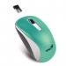 Мышь Genius беспроводная NX-7010 (31030114109) бирюзовый металлик