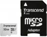 Карта памяти Transcend 300S TS32GUSD300S-A 32GB