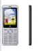 Телефон сотовый F+ S240 Silver