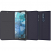 Чехол Nokia Entertainment Flip Cover Tempered CP-270 синий (8P00000041)