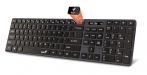 Клавиатура Genius SlimStar 126 Black USB (31310017402)