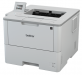 Принтер лазерный Brother HL-L6400DW белый,
