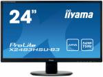 Монитор жидкокристаллический Iiyama X2483HSU-B3 23.8''