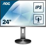 Монитор жидкокристаллический AOC I2490PXQU/BT 23.8''