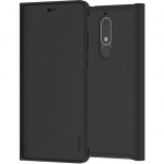 Чехол Nokia 5.1 Flip Cover Black CP-307