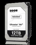 "Накопитель на жестком магнитном диске WD Ultrastar DC HC520 HUH721212AL5204 (0F29532) 12TB 3.5"""