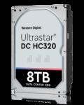"Накопитель на жестком магнитном диске WD Ultrastar DC HC320 HUS728T8TAL5204 (0B36400) 8TB 3.5"""