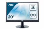 """Монитор жидкокристаллический AOC M2060SWD2 LCD 19.5"""""""