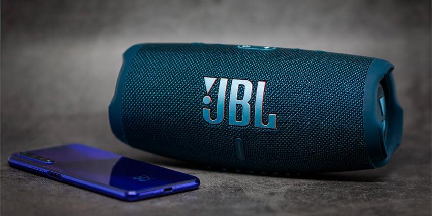 Акустика JBL Charge 5