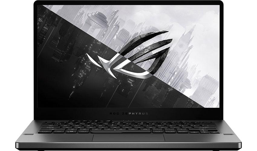 Недорогой игровой ноутбук ASUS ROG Zephyrus G14 GA401II-HE215T